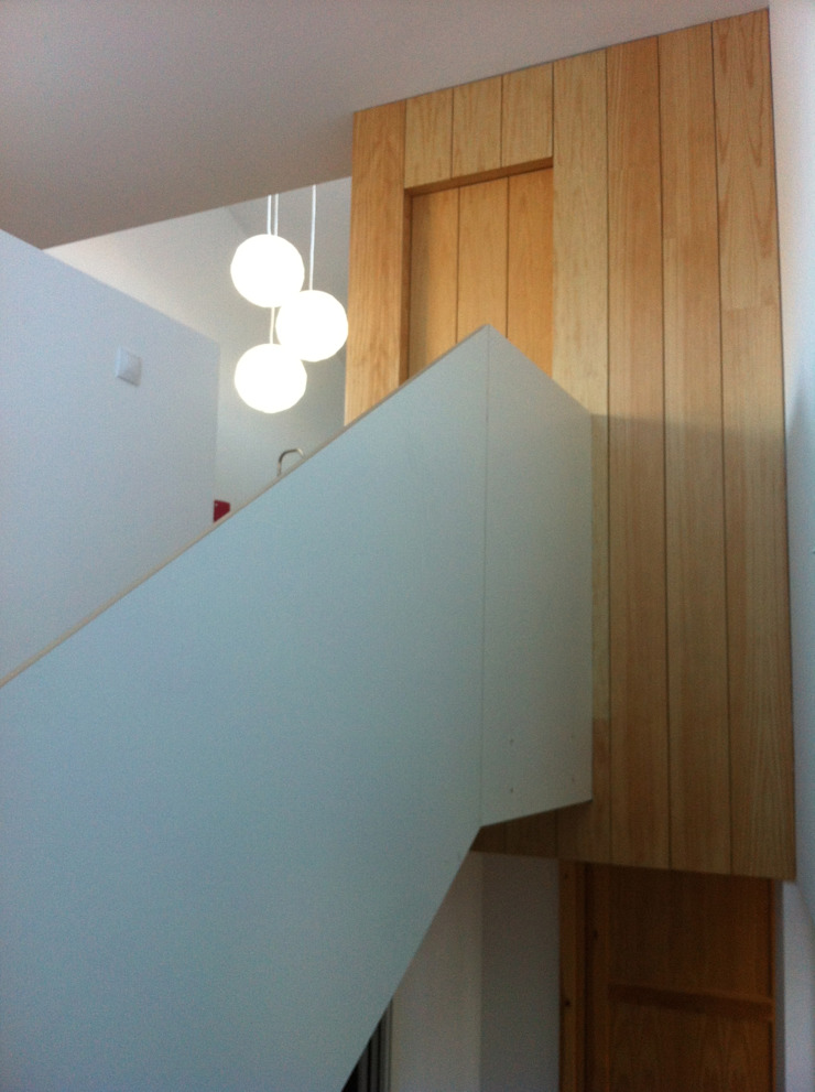 Casa MiNi Casas de estilo minimalista de MN Arquitectos Minimalista