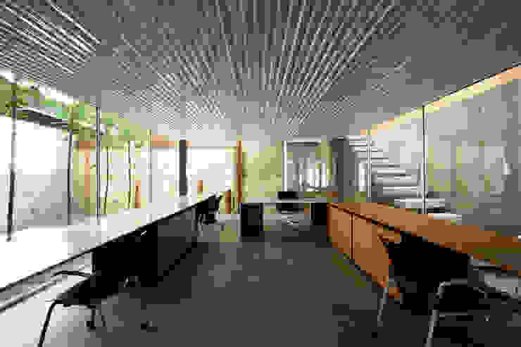 Casa Gracia Estudios y despachos modernos de Gracia Studio Moderno