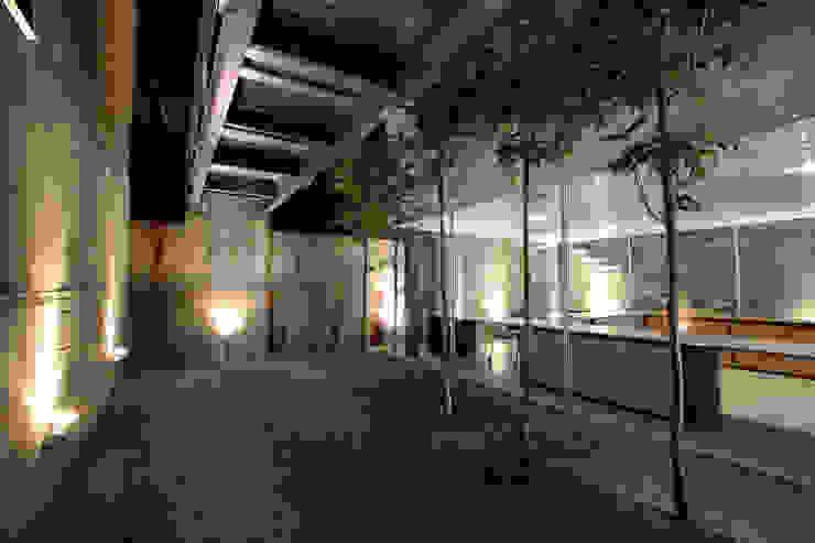 Casa Gracia Jardines modernos de Gracia Studio Moderno