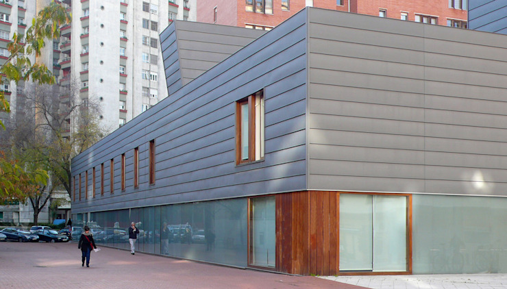 Centro de Salud San Juan. Pamplona Espacios de alzugaray estudio
