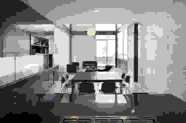 Casa Gracia Comedores modernos de Gracia Studio Moderno