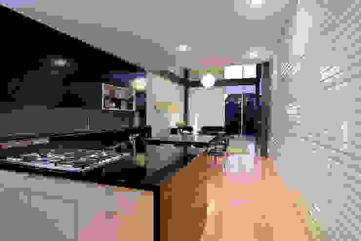 Casa Gracia Cocinas modernas de Gracia Studio Moderno