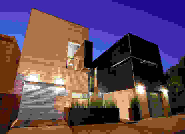 Casa Gracia Salones modernos de Gracia Studio Moderno
