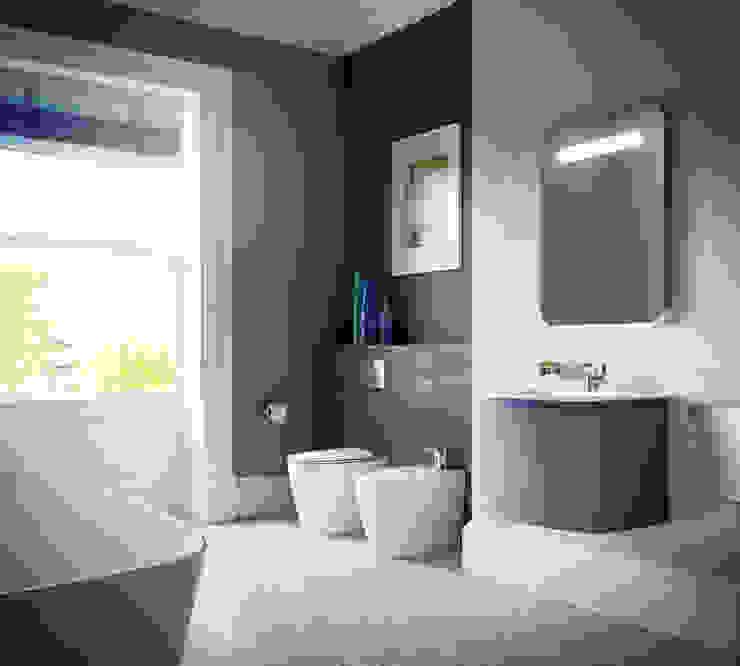 Baños de estilo  por ideal standard