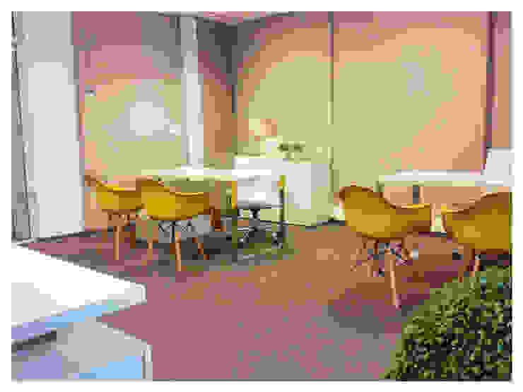 Accueil et réception Insides Espaces de bureaux industriels