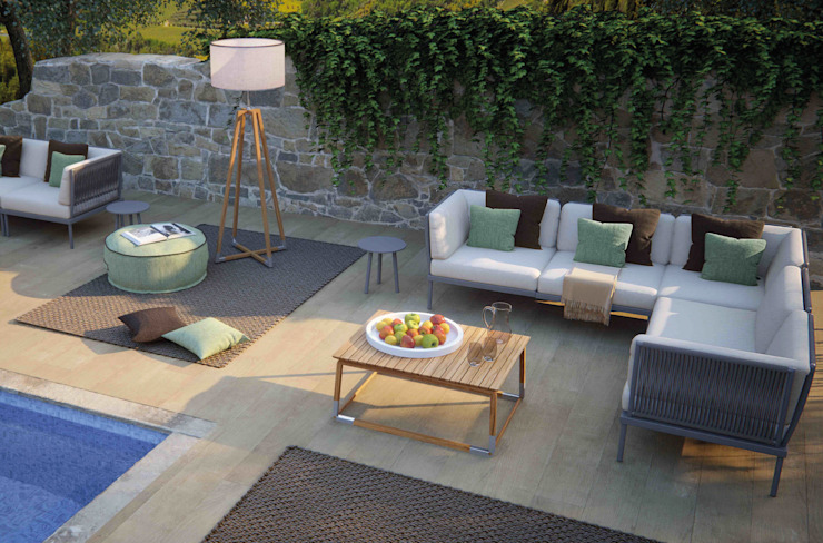 Jardins modernos por ATMOSPHERA | Soul of Outdoor Moderno