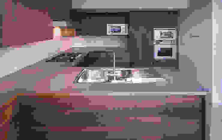 Kitchen Cucina moderna di tredup Design.Interiors Moderno