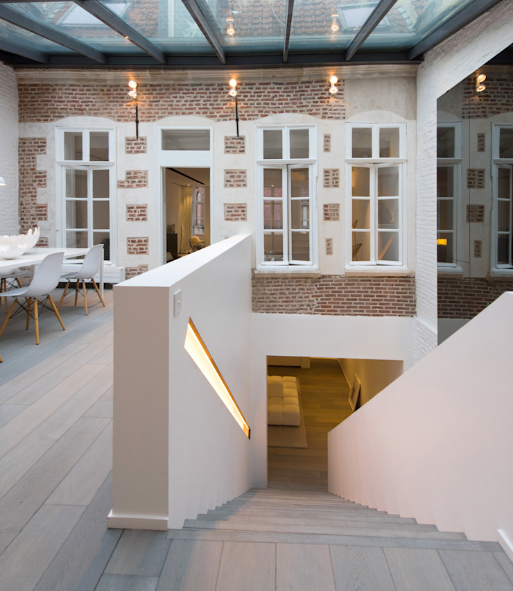 Moderne Esszimmer von mayelle architecture intérieur design Modern