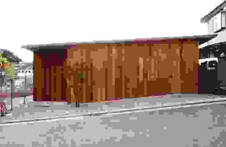 外観 オリジナルな 家 の 240design・西尾通哲建築研究室 オリジナル