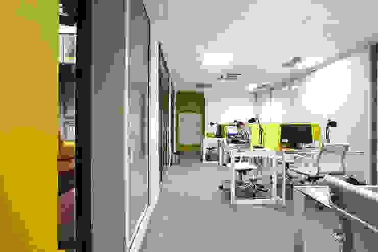 Bureau agence immobilière Insides Espaces de bureaux industriels