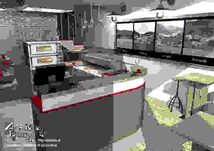 Un goût d'Italie sur la Venise verte Gastronomie méditerranéenne par Agence Arm&lie Design Méditerranéen