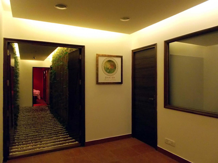 ISAAC, Skin Clinic and Wellness Centre Clínicas de estilo ecléctico de Design Atelier Ecléctico