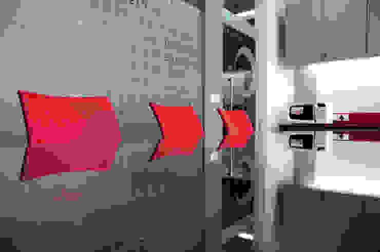 Sinochem India Office Minimalist offices & stores by Design Atelier Minimalist