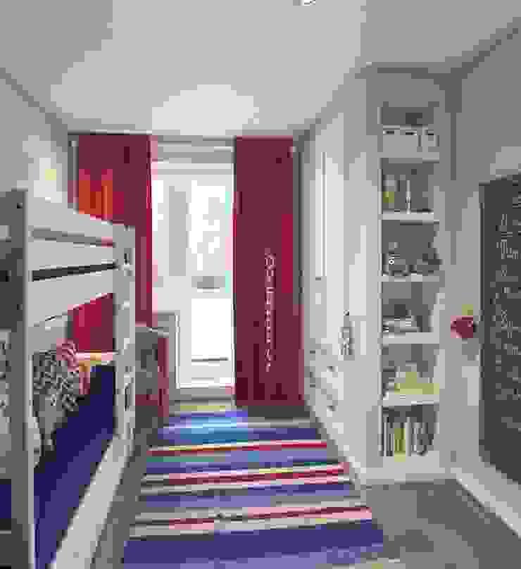 Massimos / cтудия дизайна интерьера Nursery/kid's room