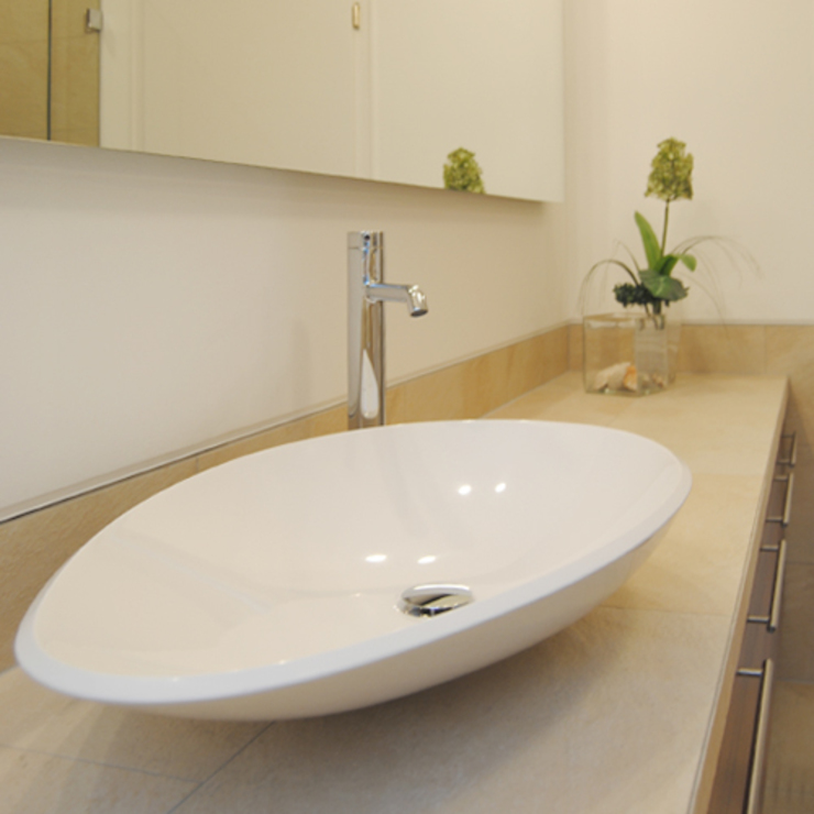Bathroom by FÜRST ARCHITECTS GmbH,