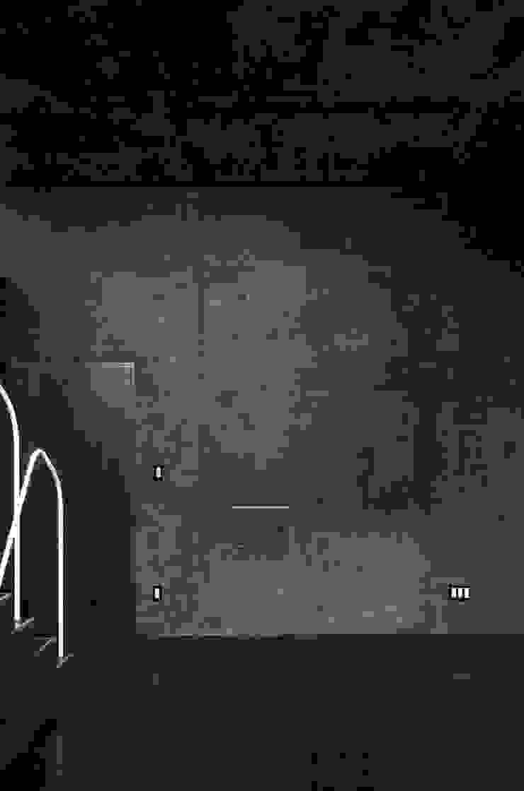 内の家 モダンな 家 の 坂牛卓一級建築士事務所+O.F.D.A./Taku Sakaushi architects + O.F.D.A. モダン