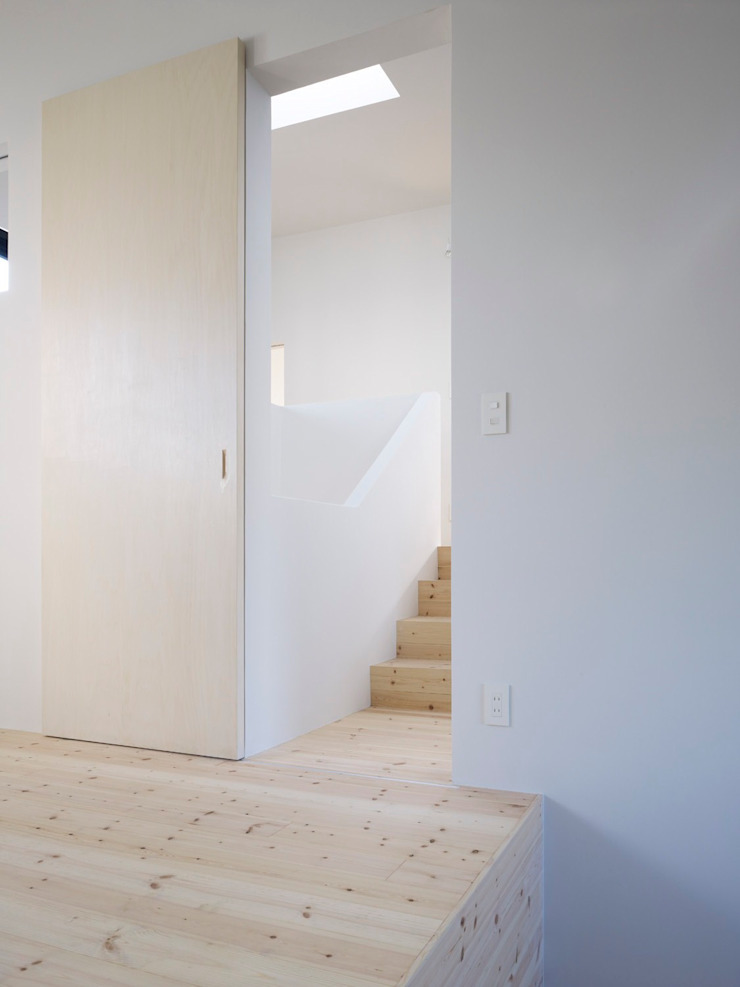 青戸の住宅 ミニマルスタイルの 子供部屋 の ハイランドデザイン一級建築士事務所 ミニマル