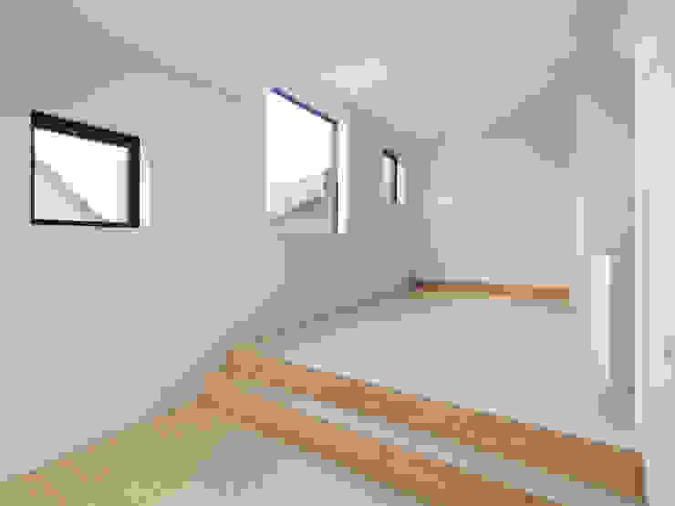青戸の住宅 ミニマルデザインの リビング の ハイランドデザイン一級建築士事務所 ミニマル