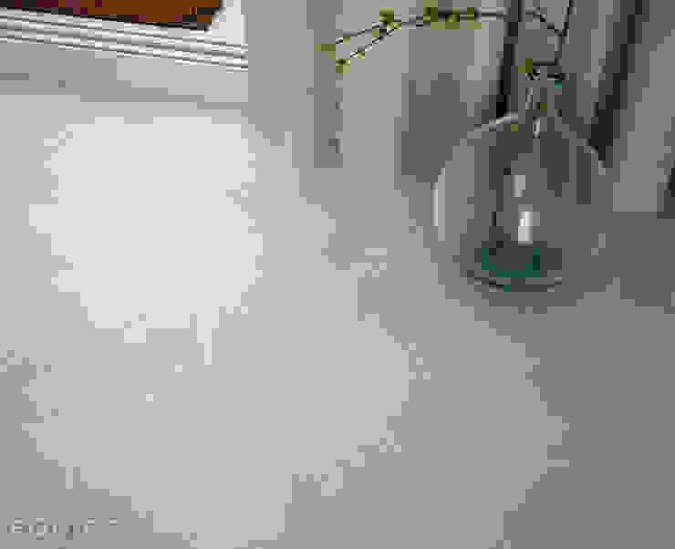Hexawood White 17,5x20 de Equipe Ceramicas Escandinavo