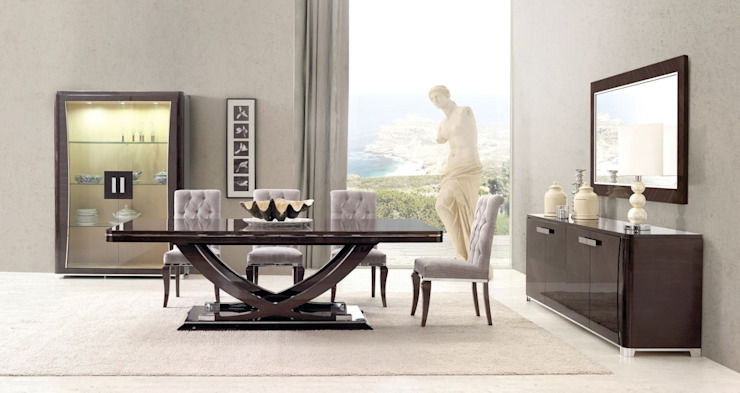Colección de Comedor Elysee Comedores de estilo moderno de Paco Escrivá Muebles Moderno