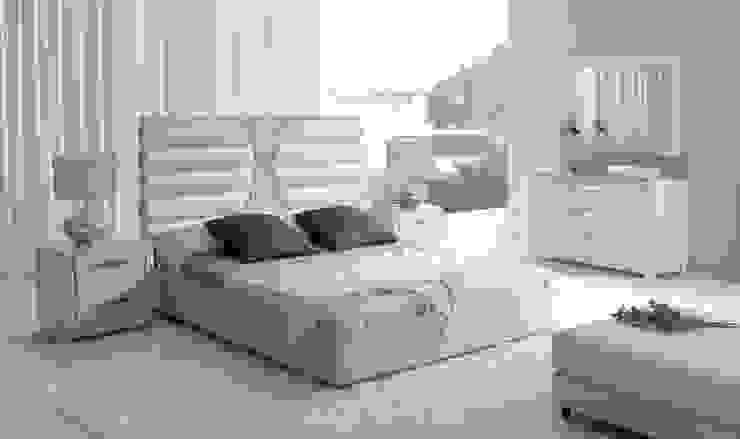 Colección de Dormitorio Elysee Dormitorios de estilo moderno de Paco Escrivá Muebles Moderno