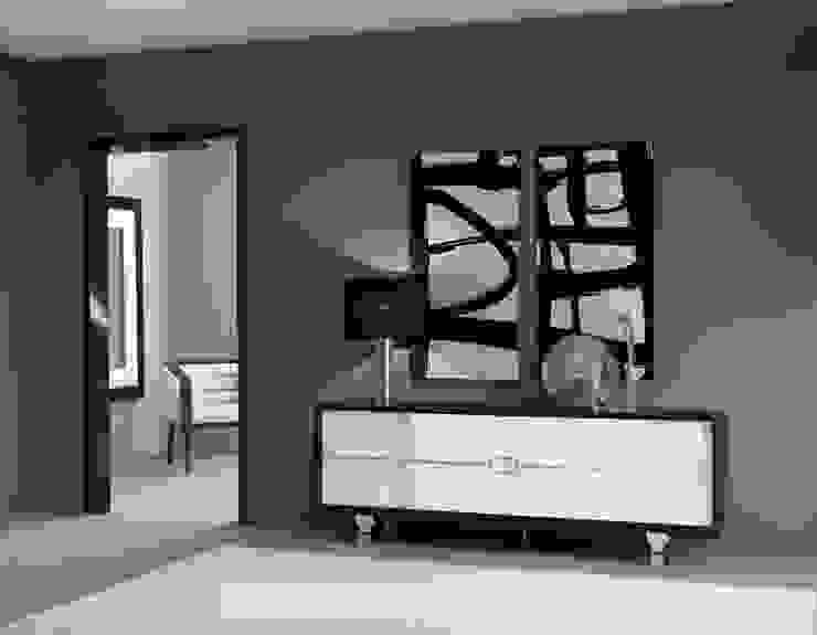 Aparador Art Decó Egisto de Paco Escrivá Muebles Moderno