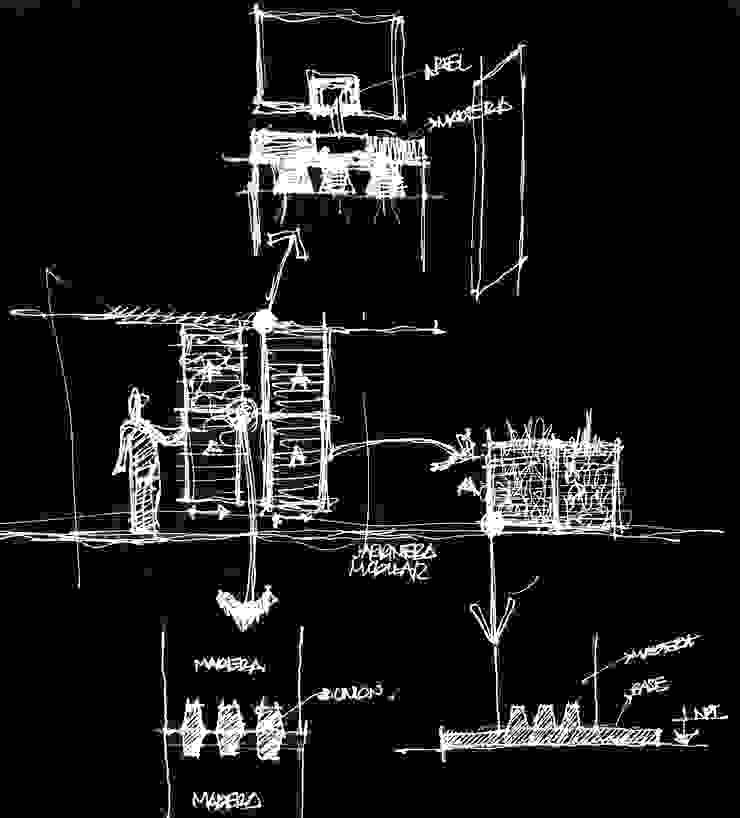 JARDINERA VERTICAL de gOO Arquitectos