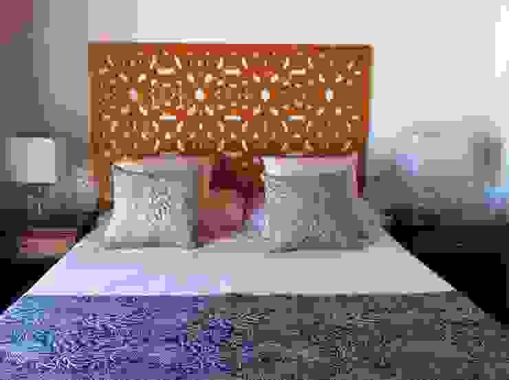 cabecero Casas de estilo clásico de Tatiana Doria, Diseño de interiores Clásico