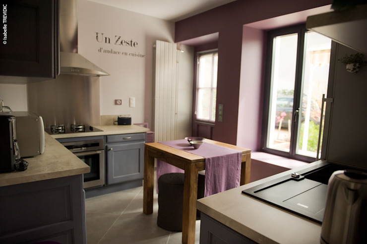 مطبخ من COULEUR DE VIE