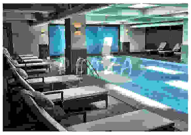 Titanic Otel & Spa Eklektik Oteller Plaza Yapı Malzemeleri Eklektik