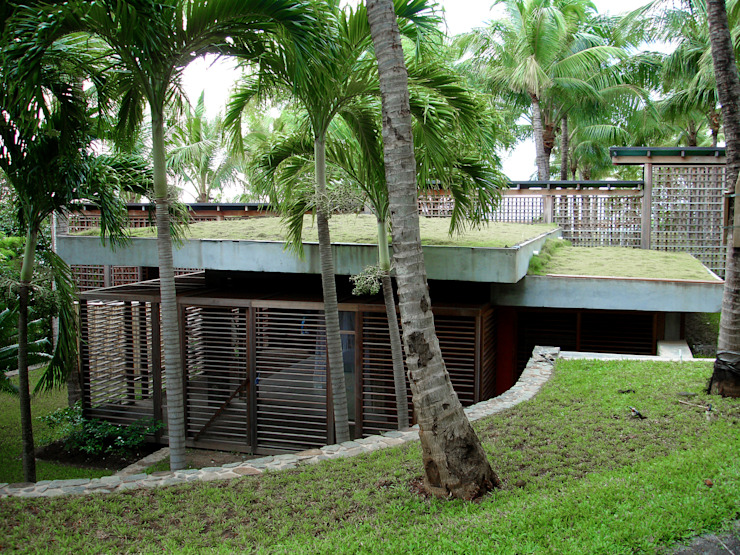 Caribbean Residence Houses by Labo Design Studio
