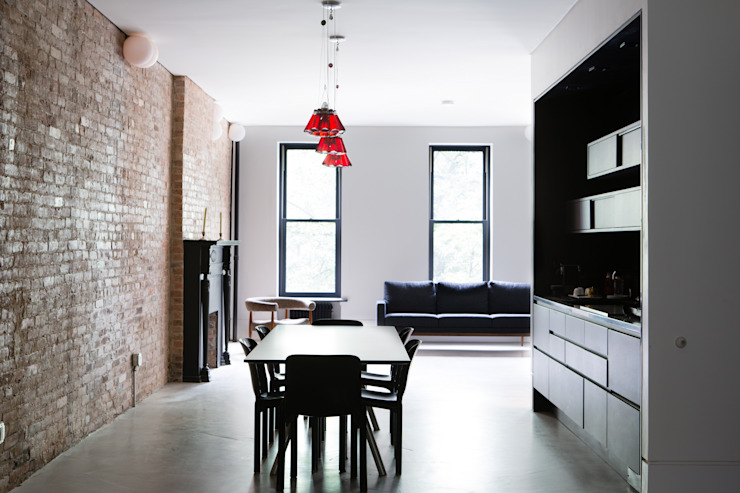 Townhouse Upper East Side, NY House by Labo Design Studio