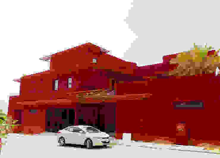 Riyadh House Casas de estilo moderno de arqflores / architect Moderno