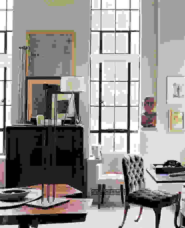 Thomas O'Brien's New York Living room by Aero Studios