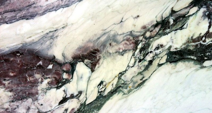 Breccia Capraia marble by MKW Surfaces
