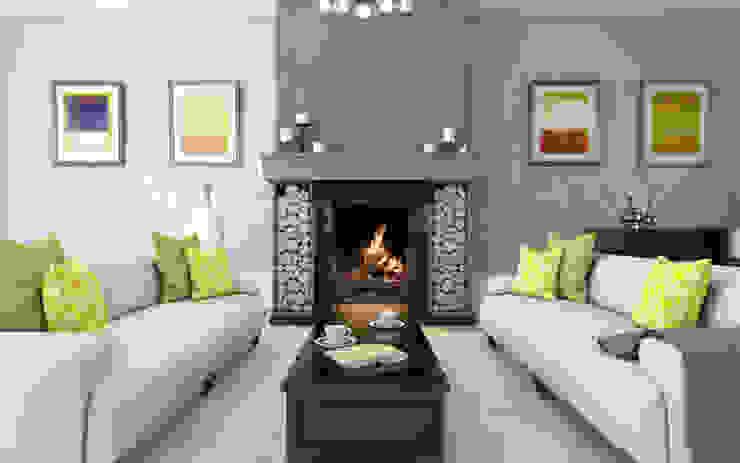 Rose Room Interior Design by Caxton Rhode Класичний