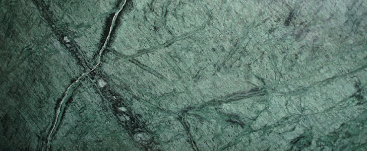 Emerald Green marble MKW Surfaces CocinaEncimeras