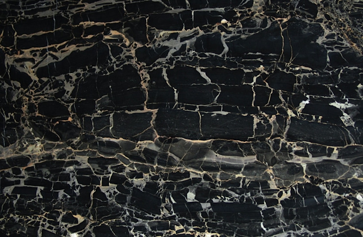 Oro Nero marble by MKW Surfaces