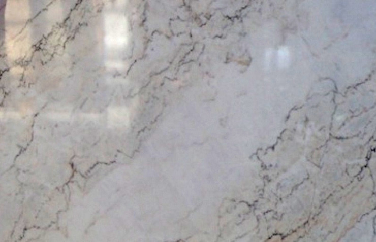 Crema Vigaria marble by MKW Surfaces