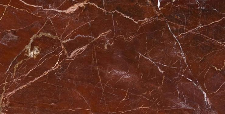 Red Jasper marble MKW Surfaces CocinaEncimeras