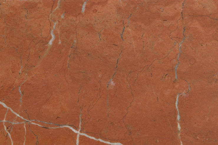 Rojo Alicante marble by MKW Surfaces