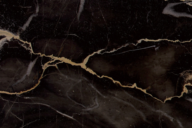 Portoro marble by MKW Surfaces