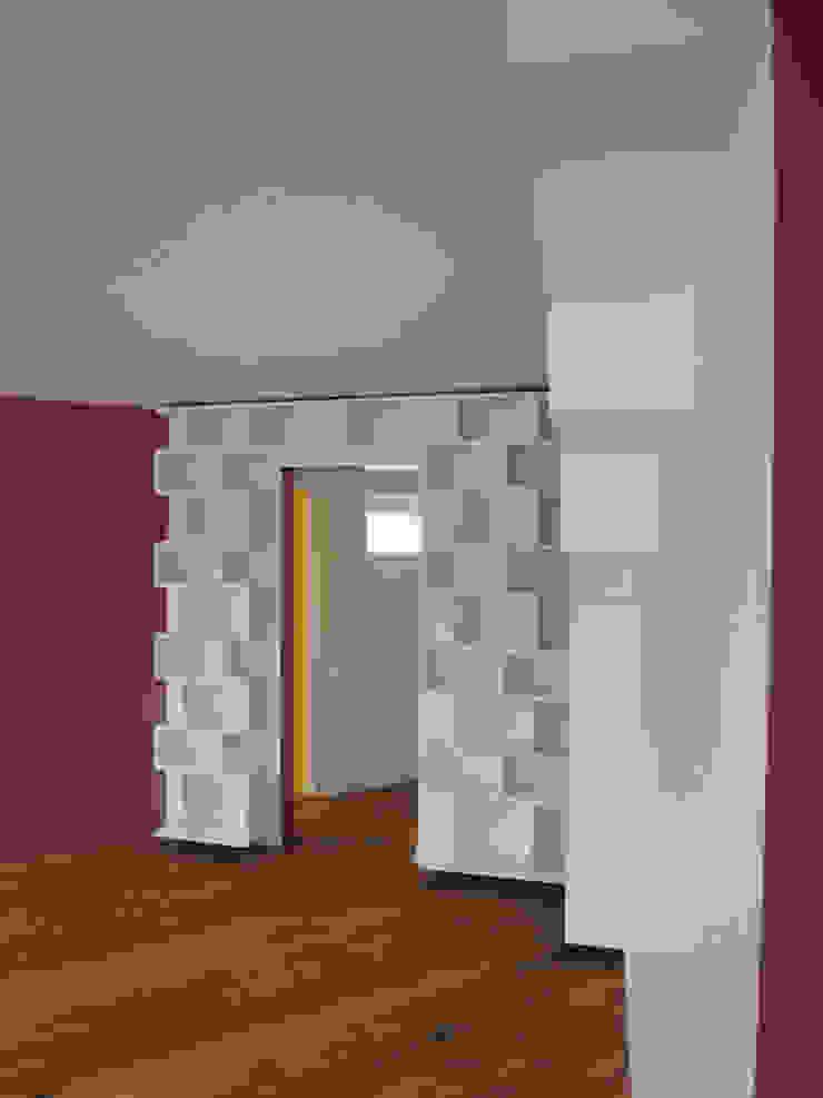 Bibliothèque H3 Salon par Manon Clément