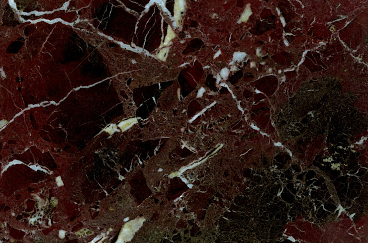 Rosso Levanto marble by MKW Surfaces