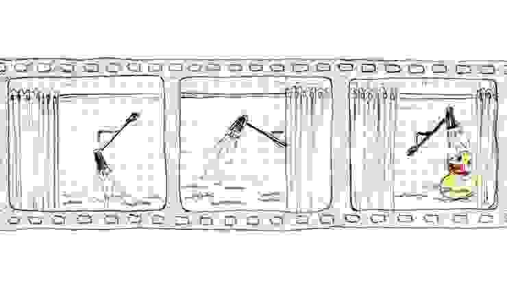 Diego Grandi con Zucchetti.Kos e Lea Ceramiche - Get Closer di Bologna Water Design