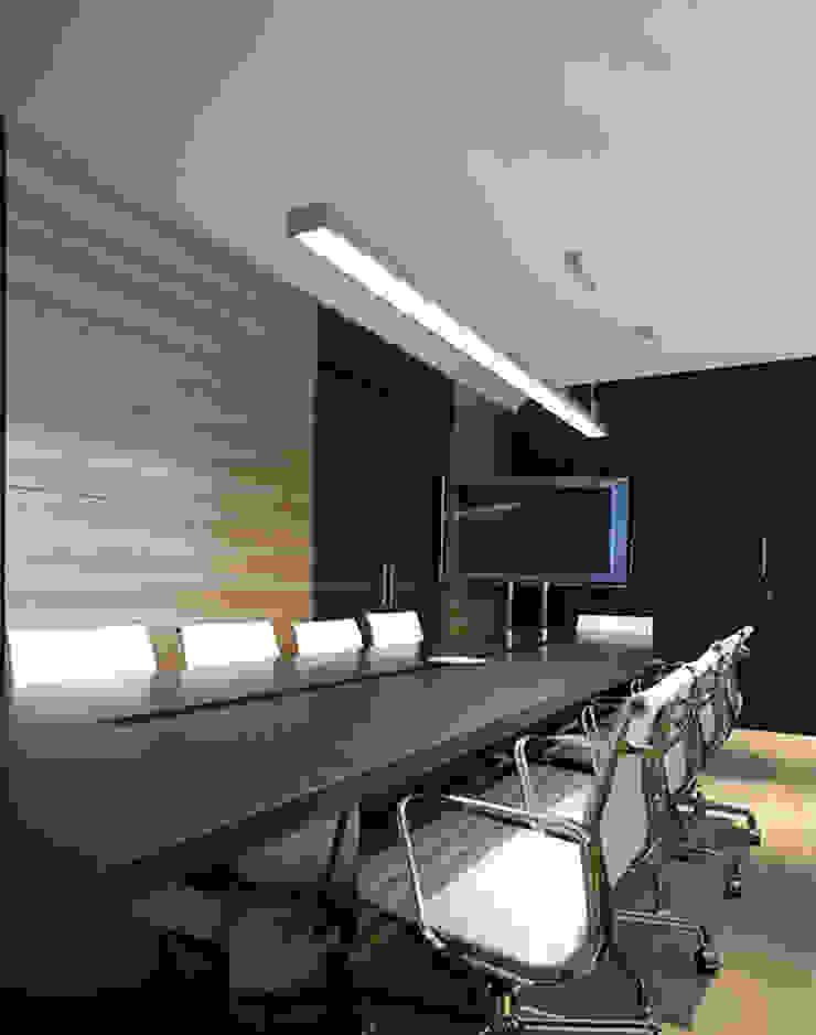 p.flat Hängeleuchte: modern  von planlicht GmbH & Co KG,Modern