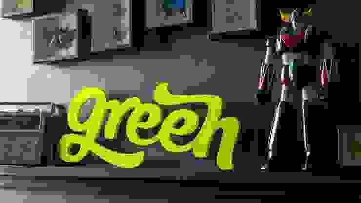Green par You Talking To Me Éclectique