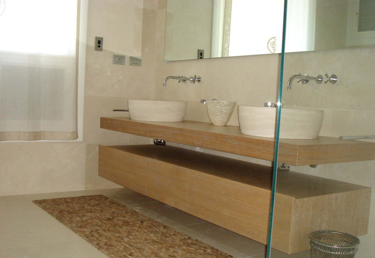 Bathroom Projects Welchome Interior Design London Kamar mandi: Ide desain interior, inspirasi & gambar
