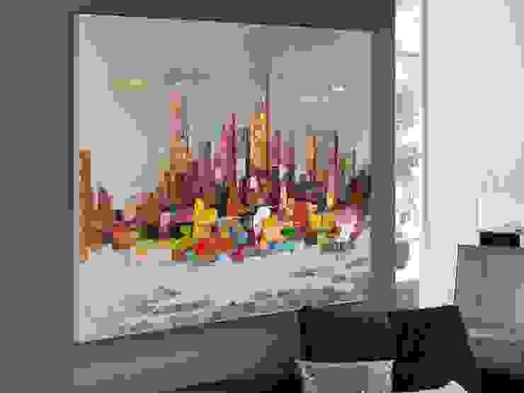 Cuadro Acrílico New York de Ámbar Muebles Moderno