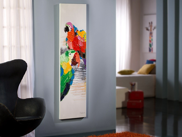 Cuadro Acrílico Parrot de Ámbar Muebles Moderno
